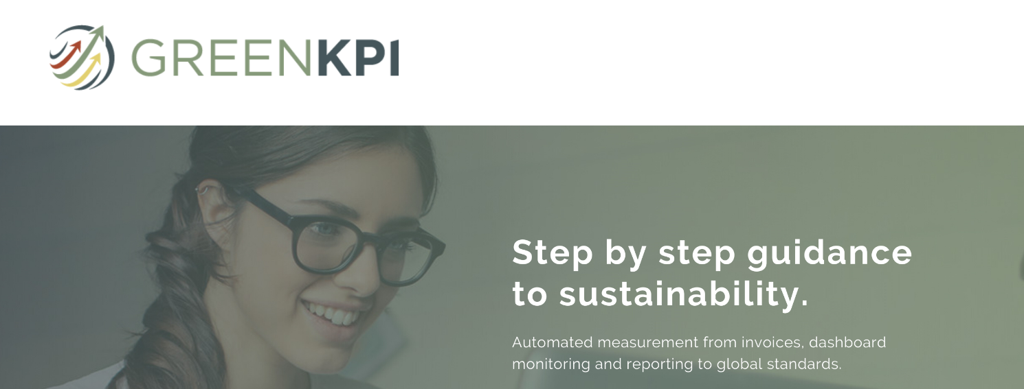 GreenKPI automated sustainability software